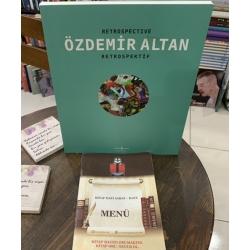 Retrospective - Retrospektif Özdemir Altan