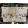 TÜRK EVİ - OSMANLI DÖNEMİ - TURKİSH HOUSES OTTOMAN PERİOD - 3 CİLT