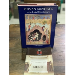Persian paintings in the India Office Library: A descriptive catalogue