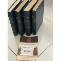 Topkapı Sarayı Müzesi Kütüphanesi Arapça Yazmalar Kataloğu - 4 Cilt Takım