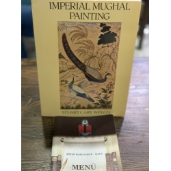Imperial Mughal painting
