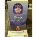 Reiki for First Aid: Reiki Treatment as Accompanying Therapy for Over 40 Illnesses - With a Supplement on Nutrition