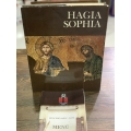 Hagia Sophia, by Lord Kinross and the editors of the Newsweek Book Division
