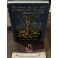 21. Deutsche Kunst und Antiquitäten Messe München 1976 : Katalog und Führer