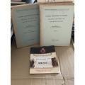 İstanbul Üniversitesi Kütüphanesi Arapça basmalar alfabe kataloğu - 2 cilt Takım