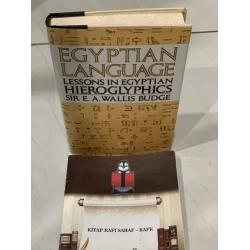 Egyptian Language: Lessons in Egyptian Hieroglyphics