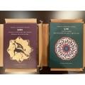 Anadolu Toprağının Hazinesi Çini - Osmanlı Dönemi - Selçuklu ve Beylikler Dönemi - 2 kitap